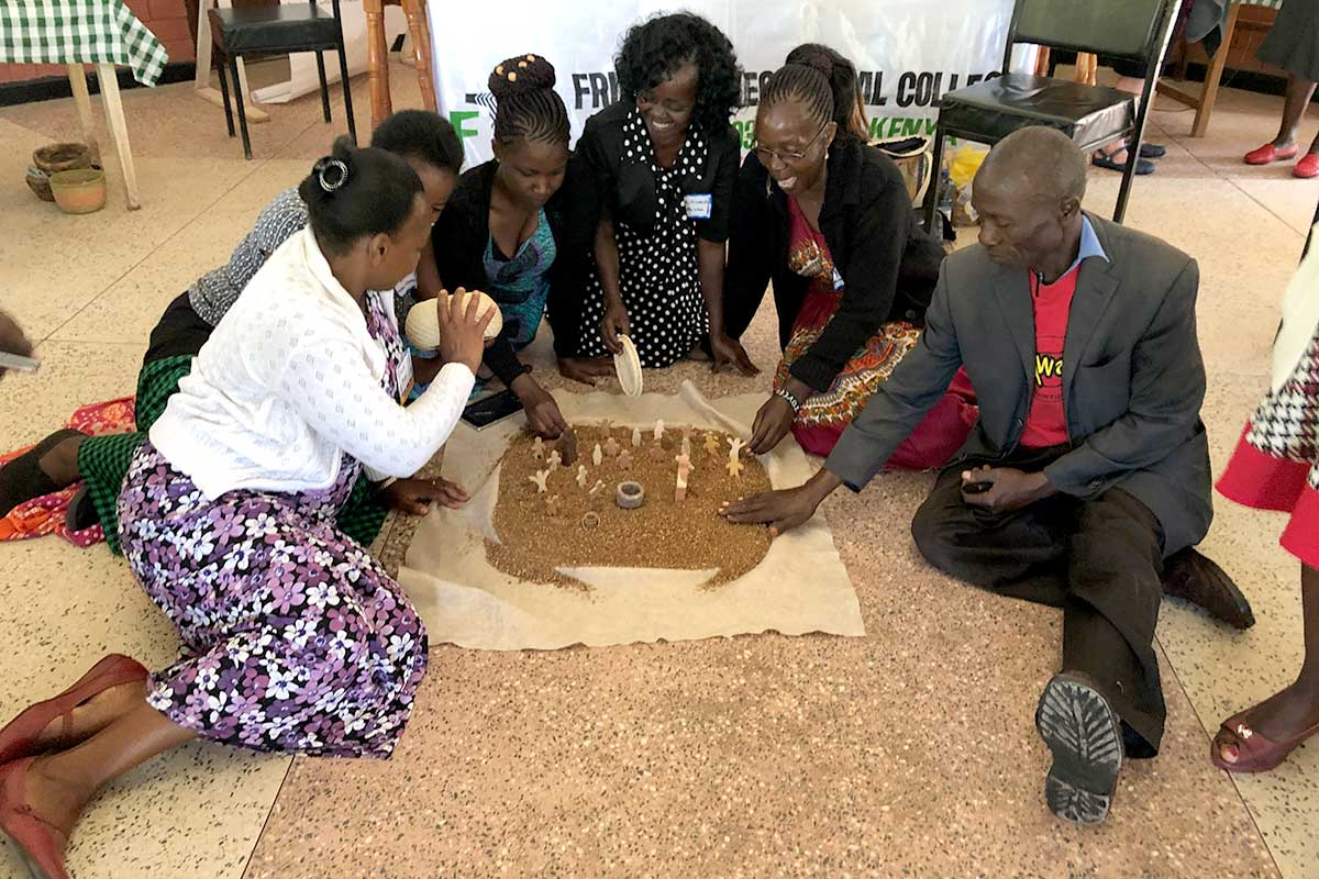 Godly Play / Faith & Play at Friends Theological College